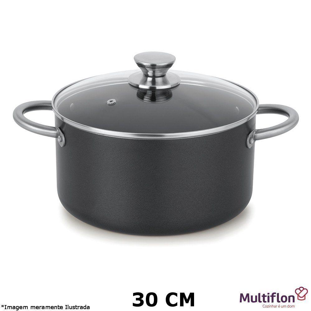 Caçarola Profissional Teflon 30 cm - Multiflon