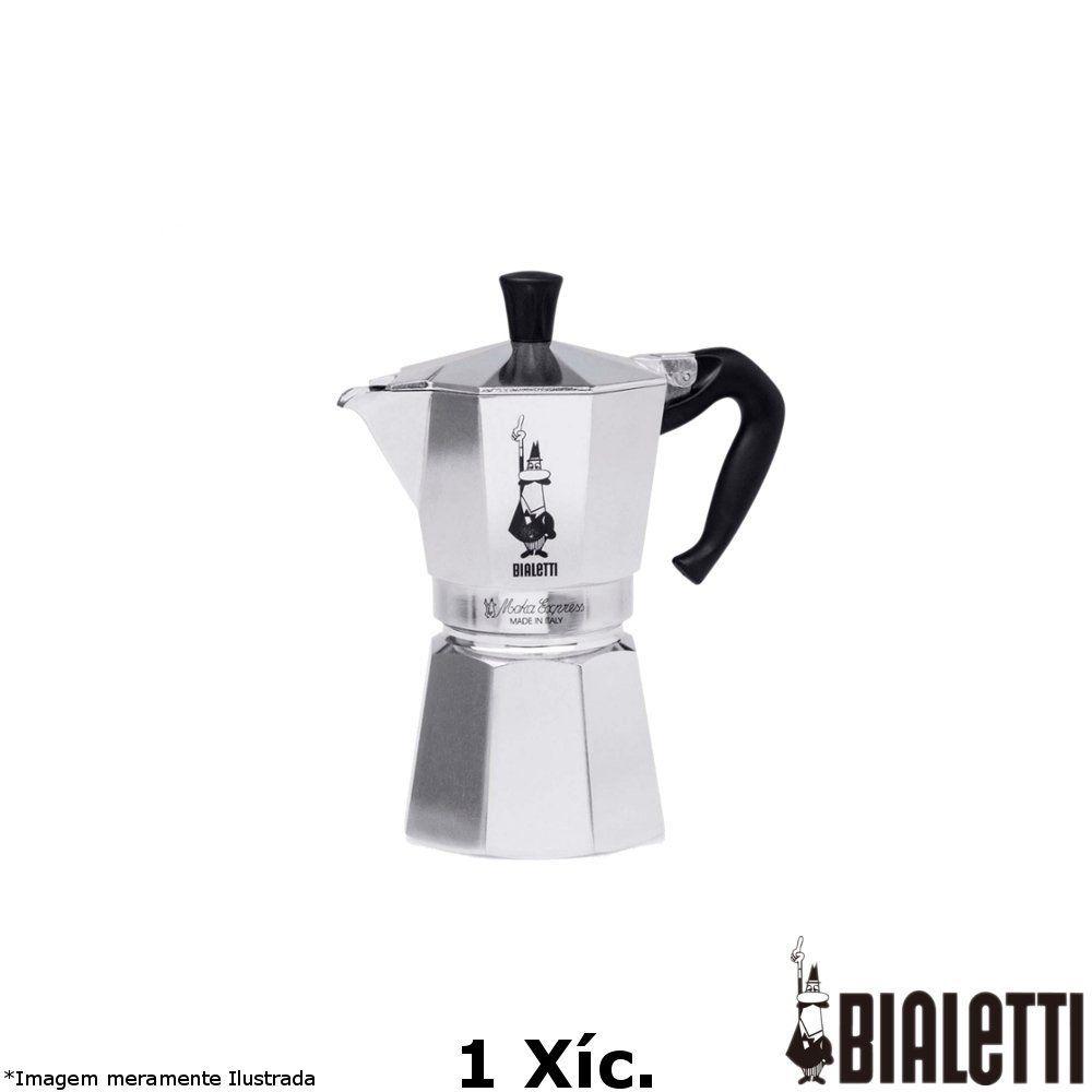 Cafeteira Italiana Moka Express 1 Xícara - Bialetti