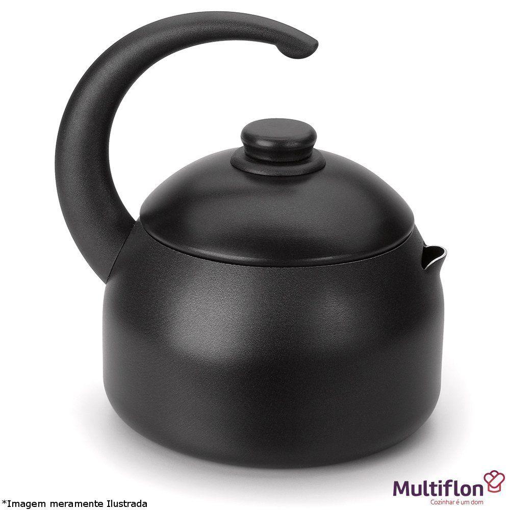 Chaleira Teflon 18 cm Gourmet - Multiflon
