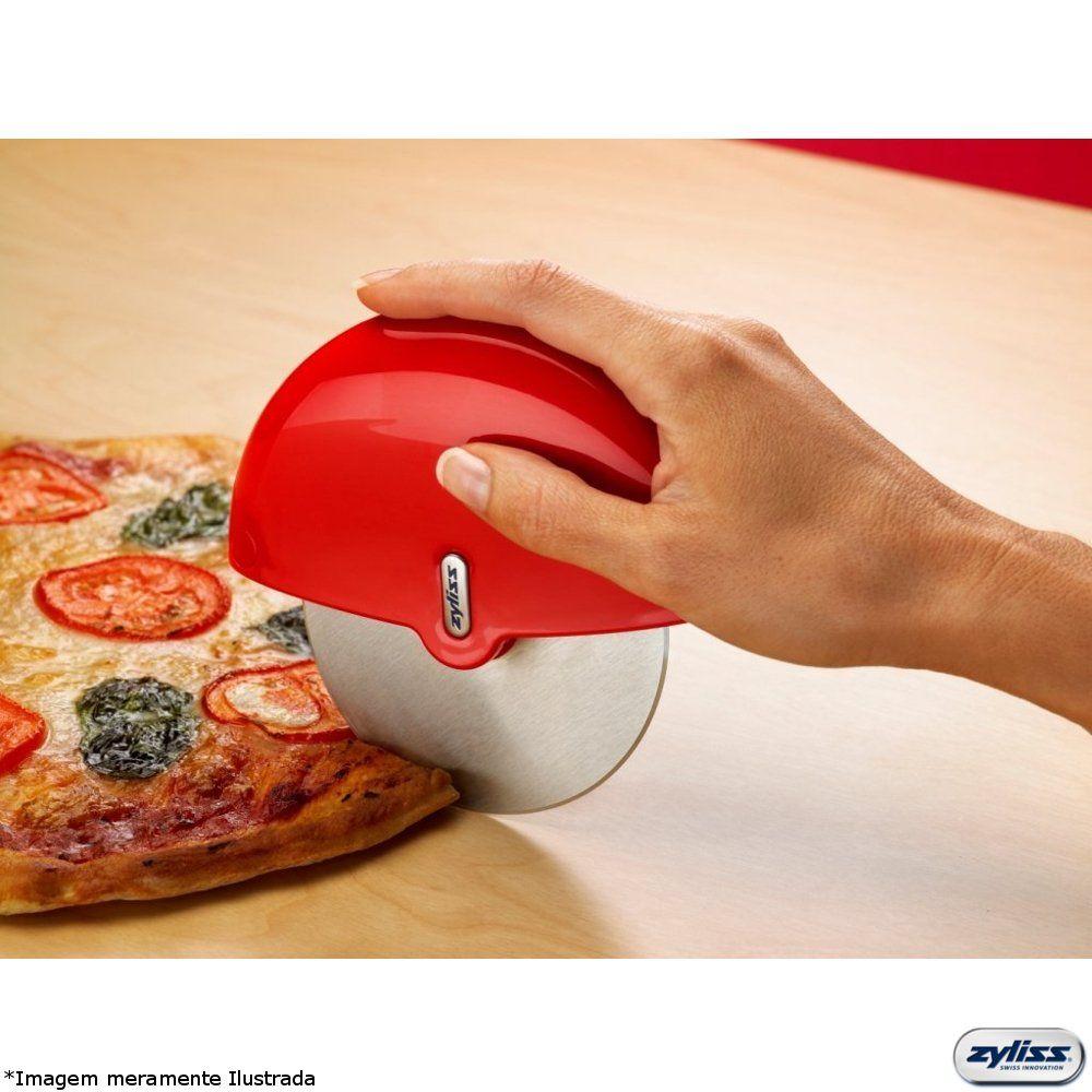 Cortador de Pizza Vermelho - Zyliss