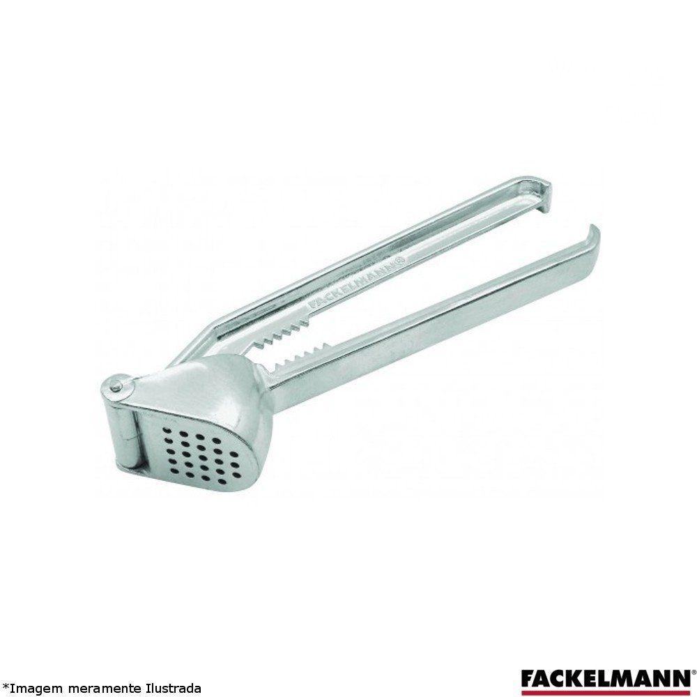 Espremedor de Alho Alumínio - Fackelmann
