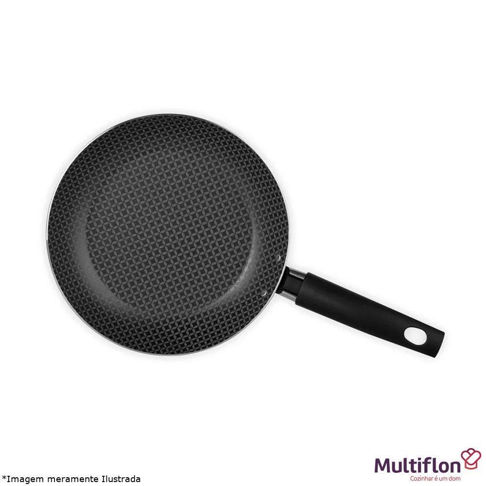 Frigideira Antiaderente Gourmet 24 cm - Multiflon