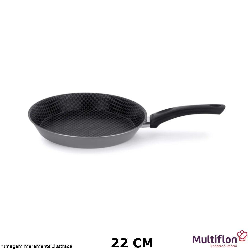 Frigideira Antiaderente Linea Bella 22 cm - Multiflon