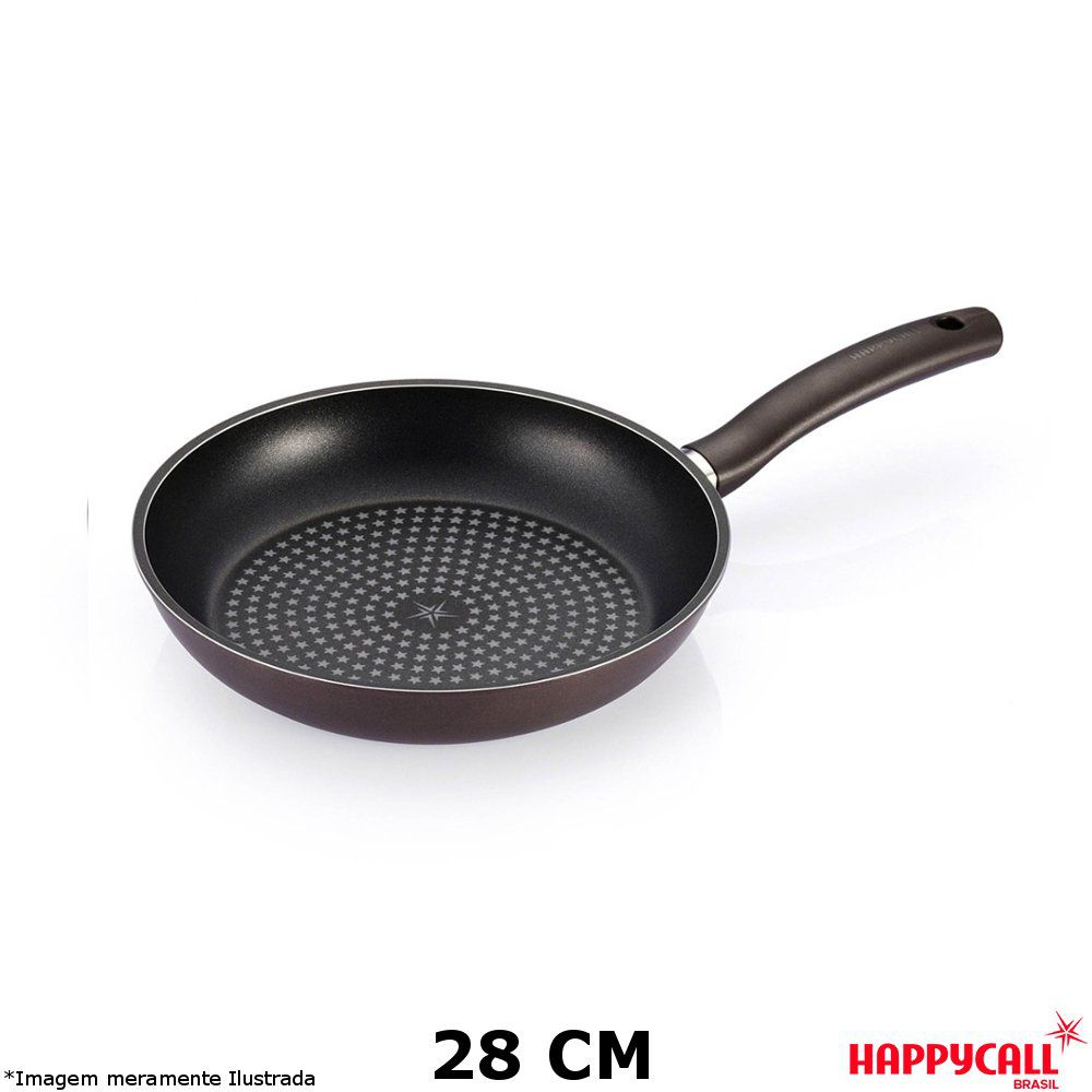 Frigideira Diamond 28 cm - HappyCall