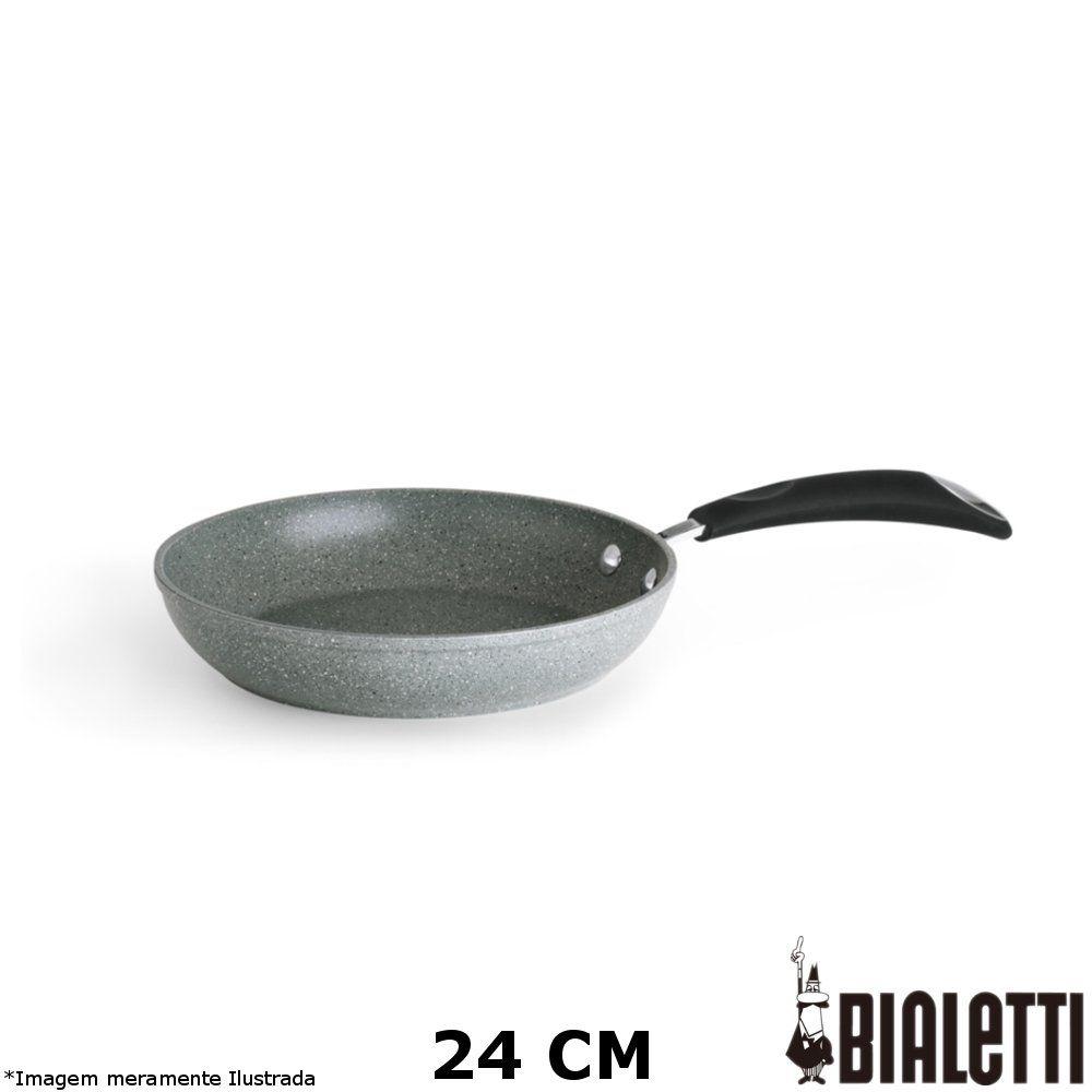 Frigideira Indução Donatello Petravera 24 cm - Bialetti