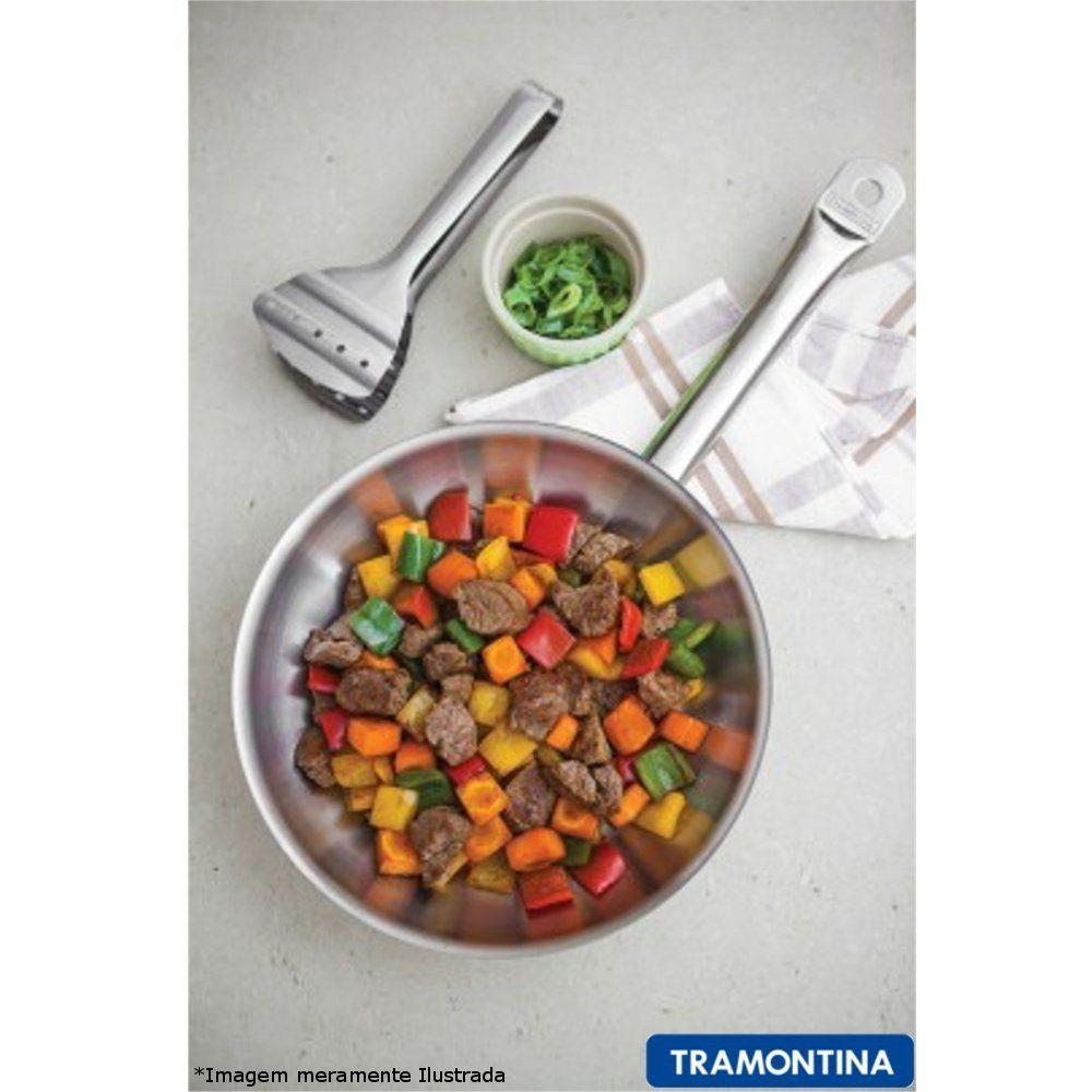 Frigideira Inox 20 cm - Tramontina