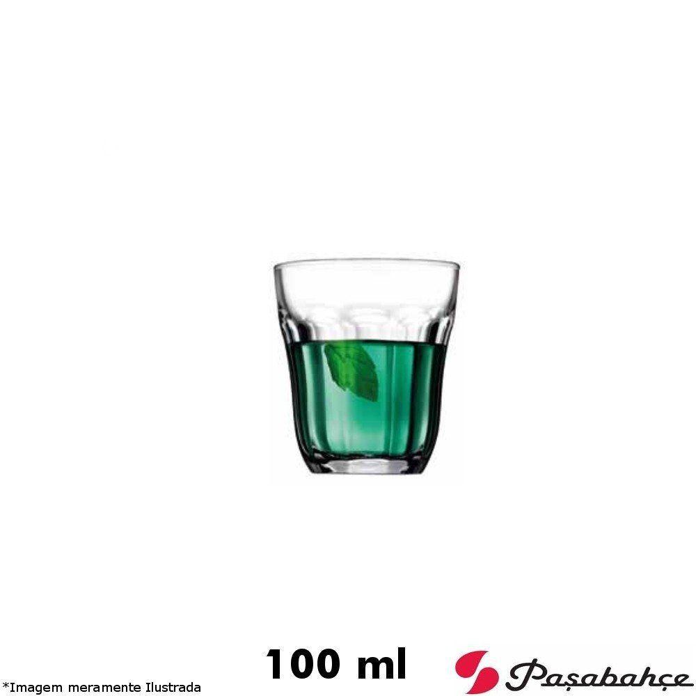 Jogo 06 Copos Licor 100 ml - Pasabahçe