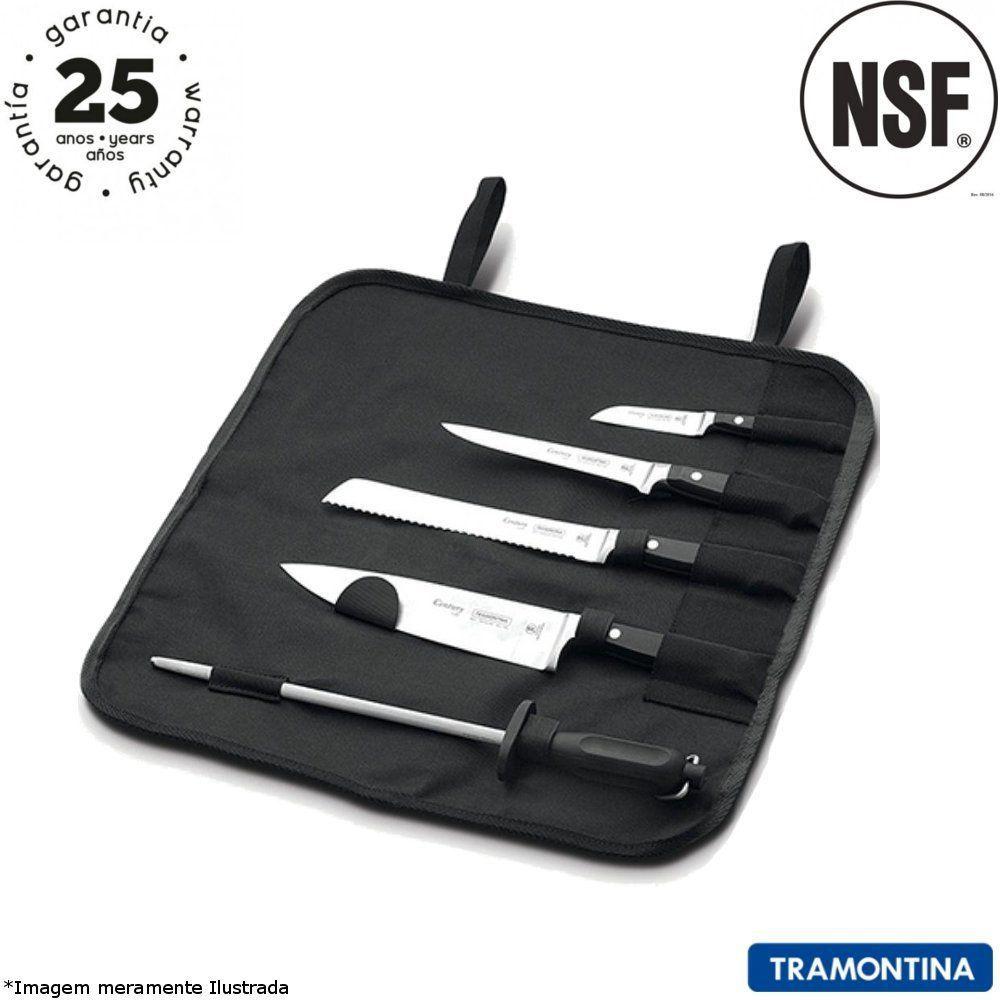 Kit Chef 6 Pçs Century - Tramontina