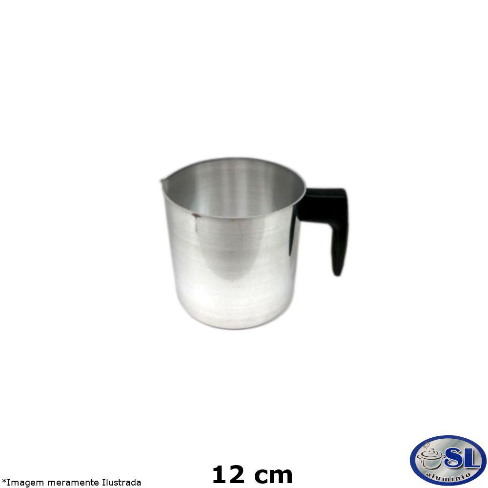 Leiteira/Fervedor Alumínio 12 cm