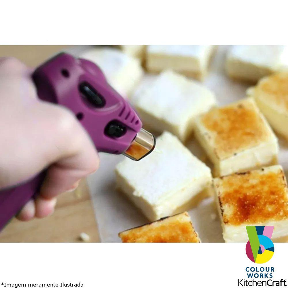 Maçarico ColourWorks Cores variadas - kitchen Craft