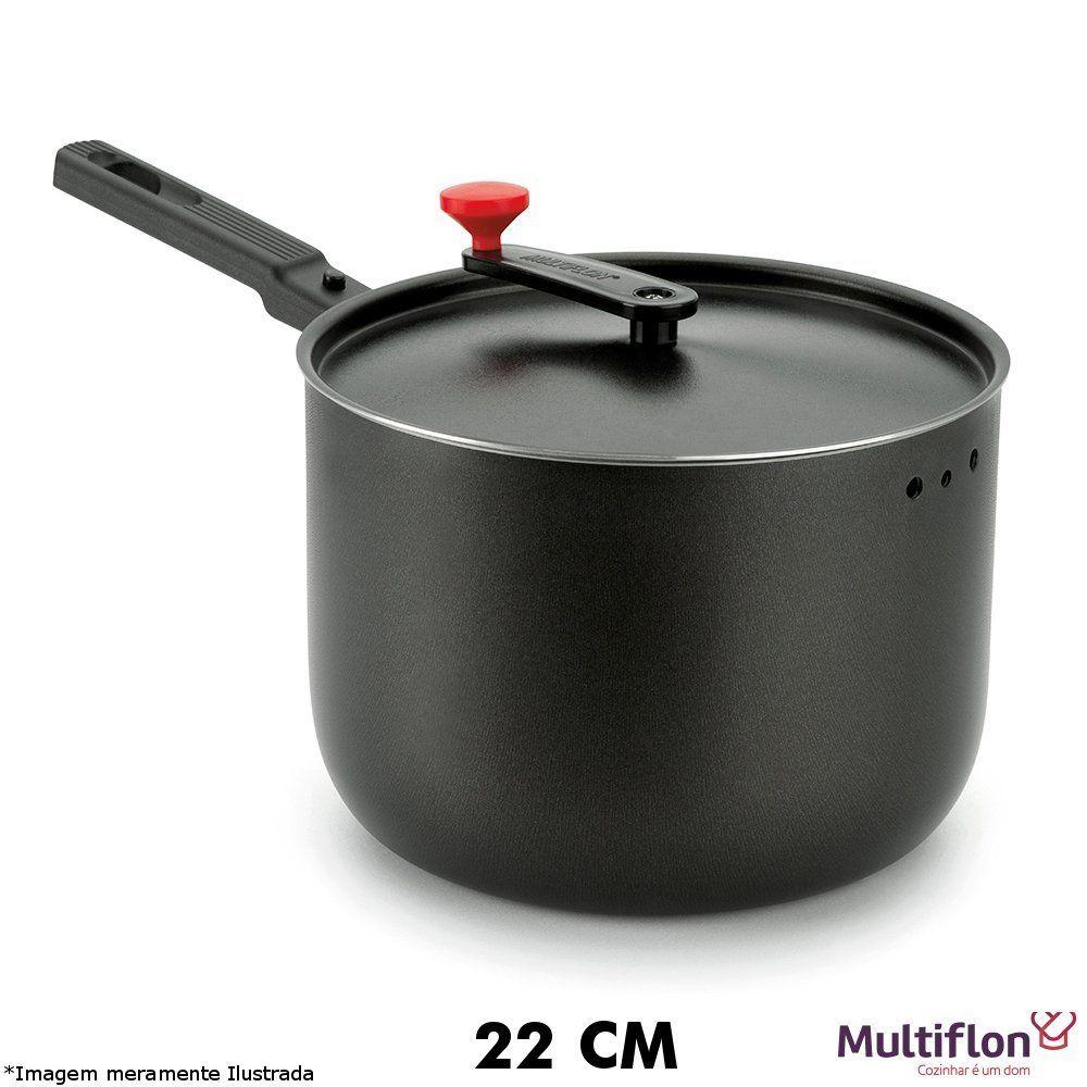 Pipoqueira Teflon - Multiflon