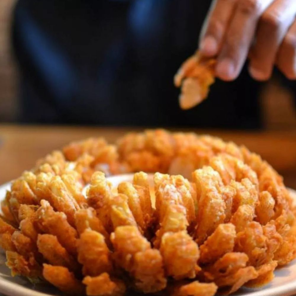 Suporte Fatiar Cebolas Blooming Onion Maker ORIGINAL