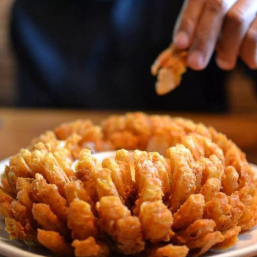 Suporte Fatiar Cebolas Blooming Onion Maker ORIGINAL