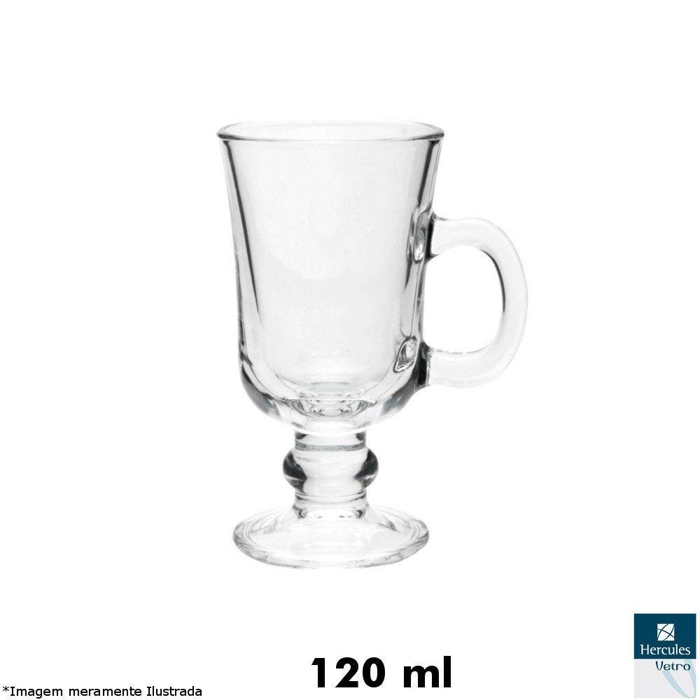 Taça Capuccino 120 ml - Hercules Vetro