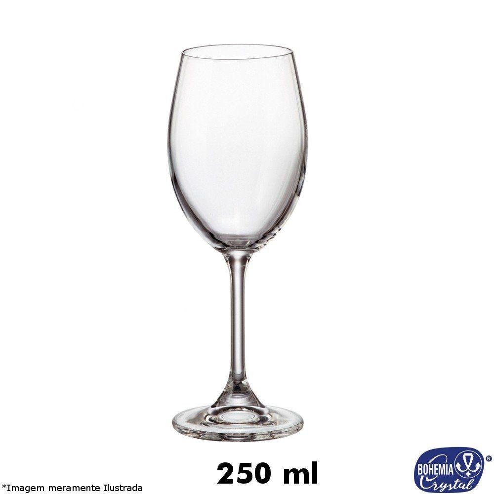 Taça Cristal Lara 250 ml - Bohemia