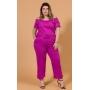 Blusa Plus Size Romany