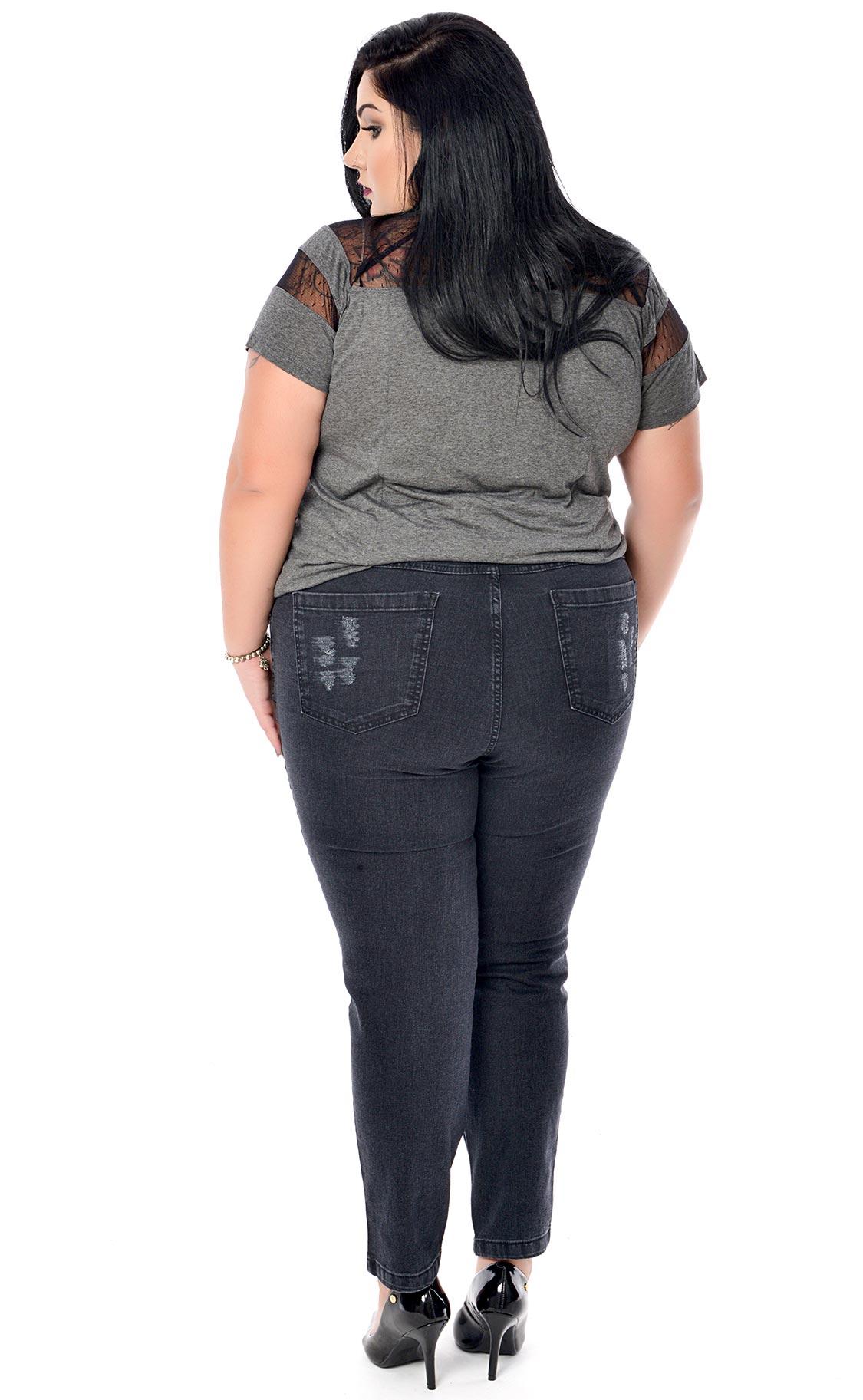 Blusa Plus Size Blay