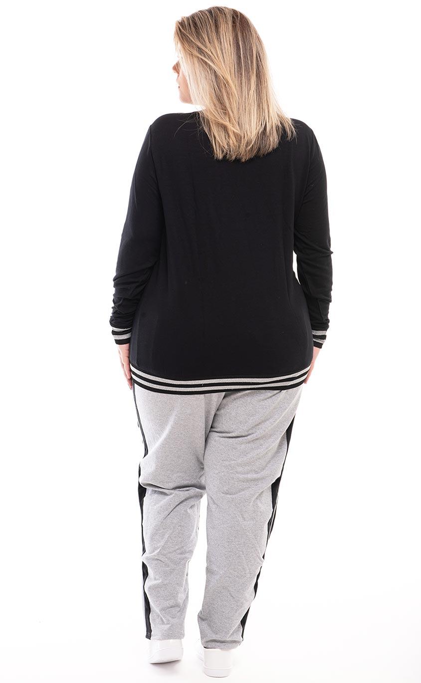 Blusa Plus Size Favori