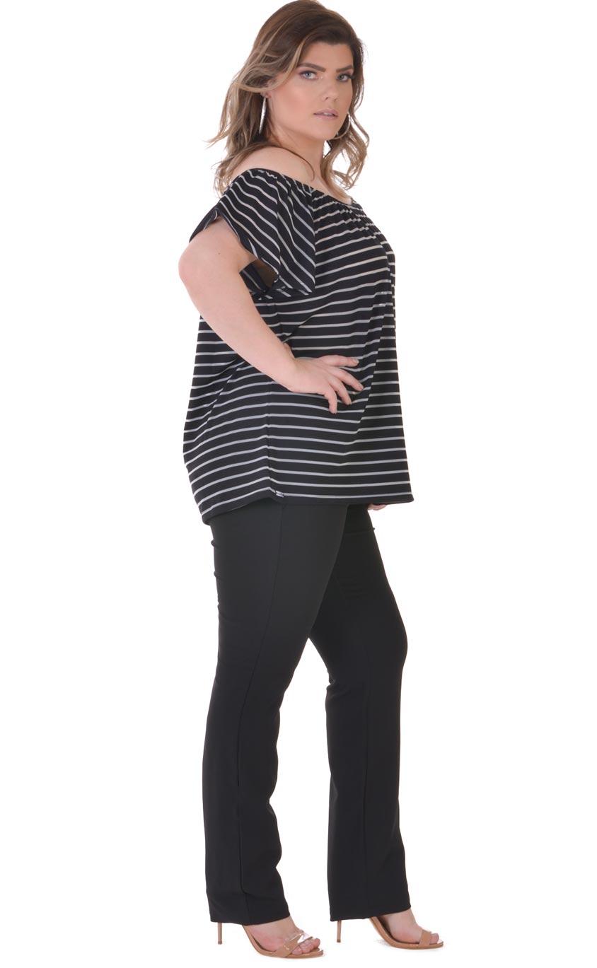 Blusa Plus Size Gipsy