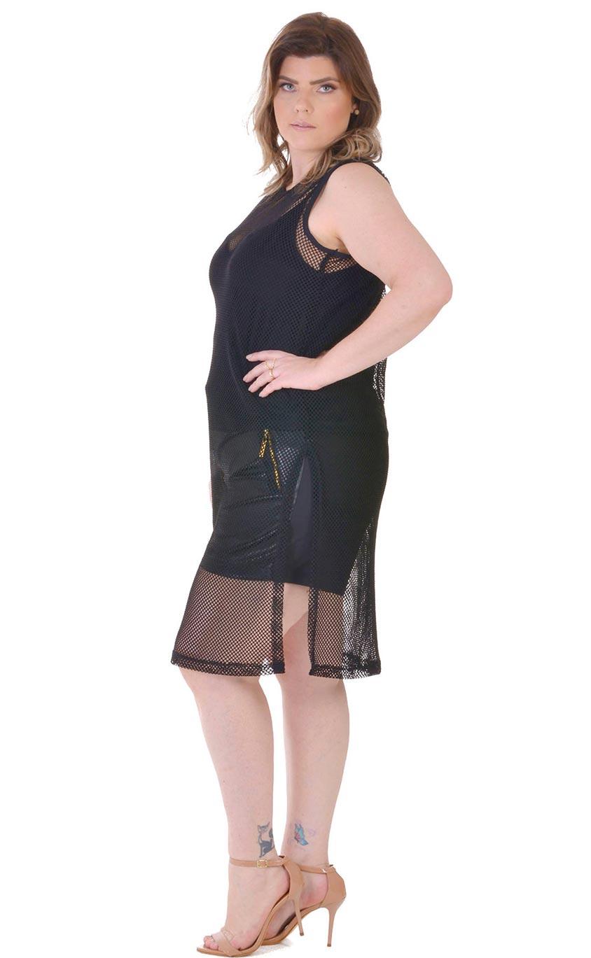 Blusa Plus Size Lang