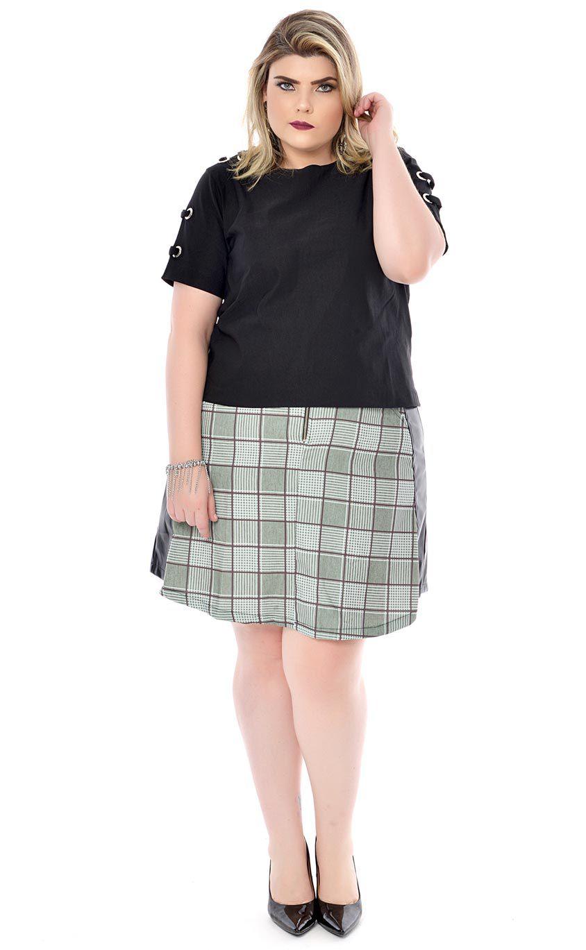 Blusa Plus Size Osen