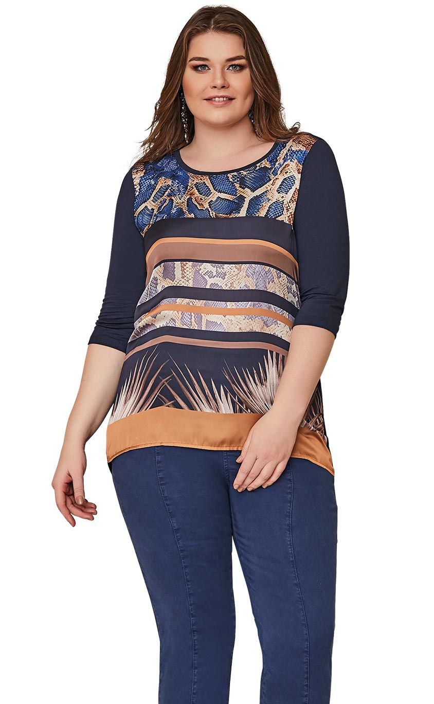 Blusa Plus Size Wind