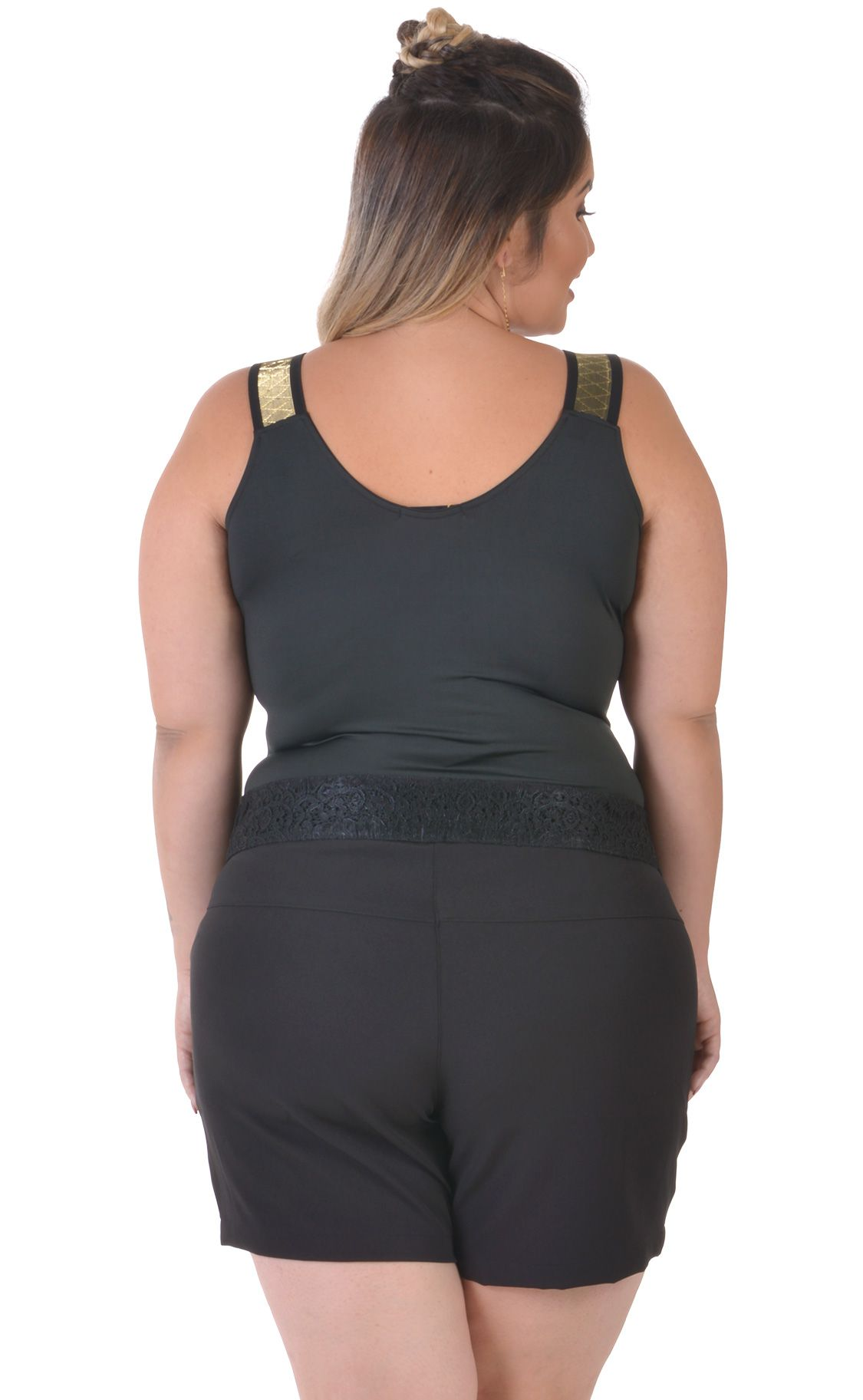 Body Plus Size Gilt
