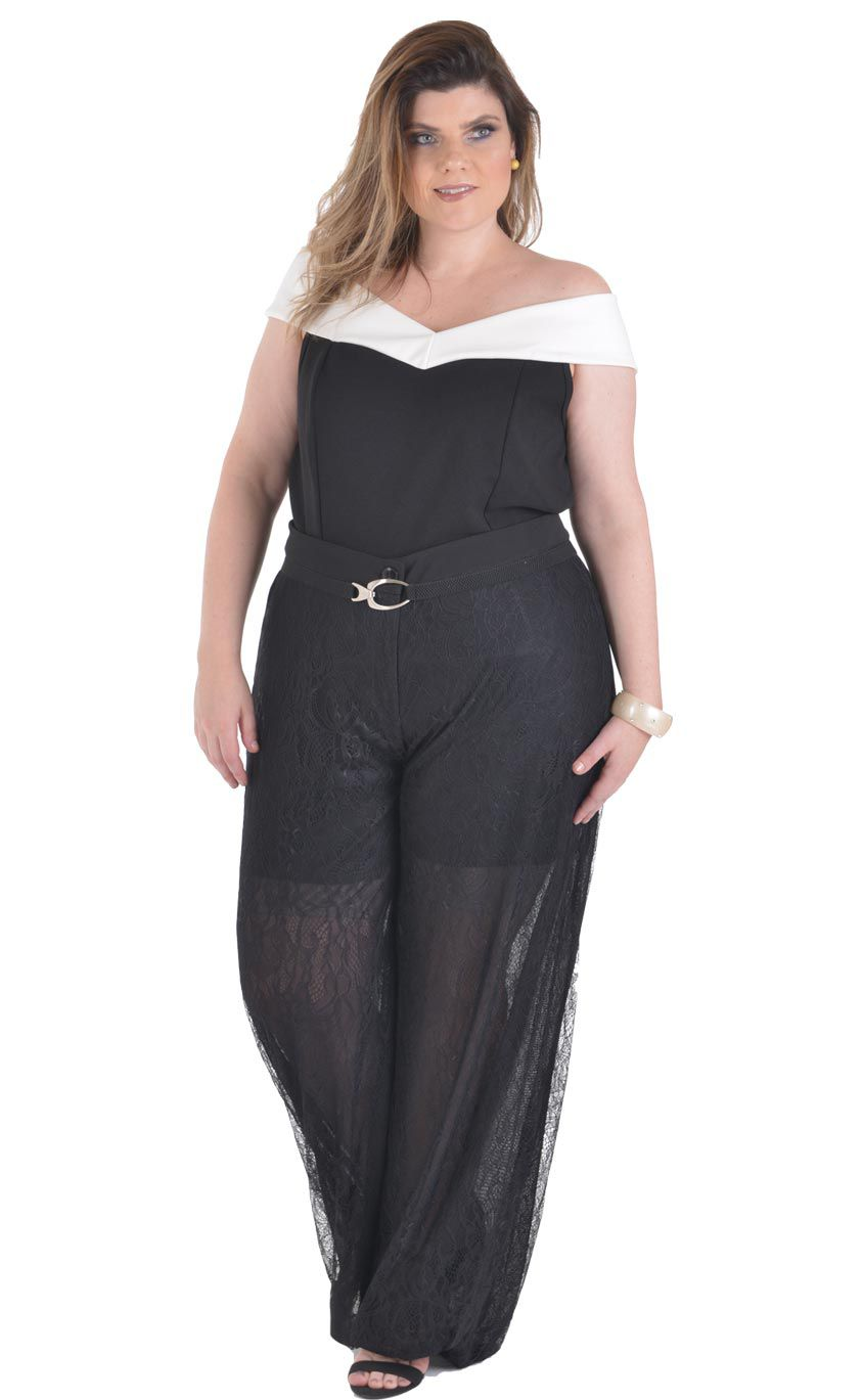 Body Plus Size Striber