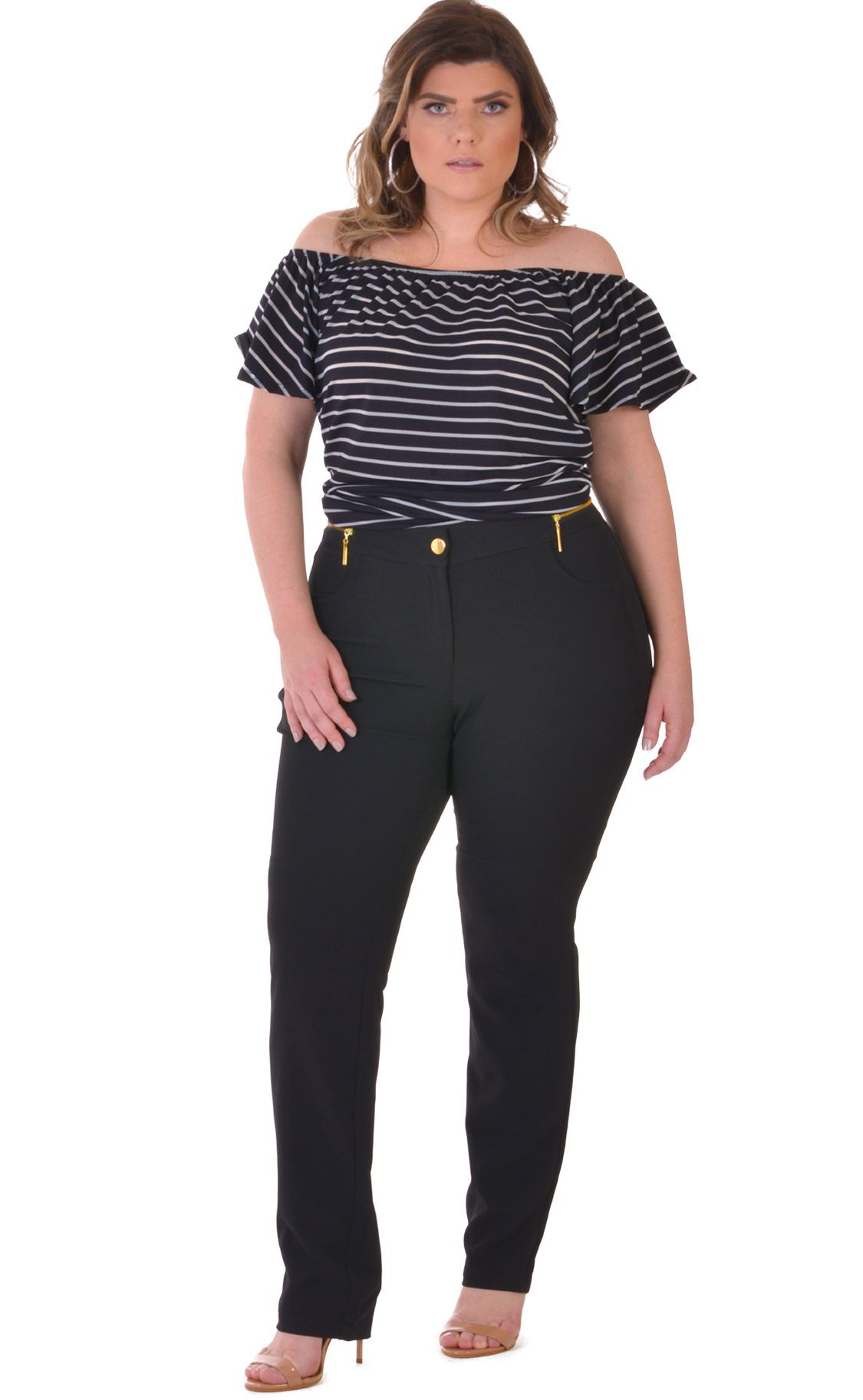 Calça Plus Size Chill