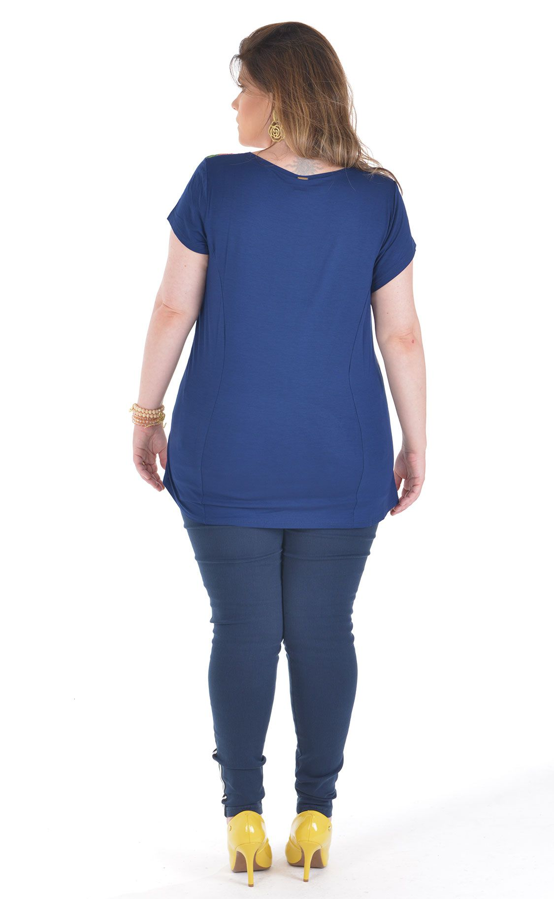 Camiseta Plus Size Limits