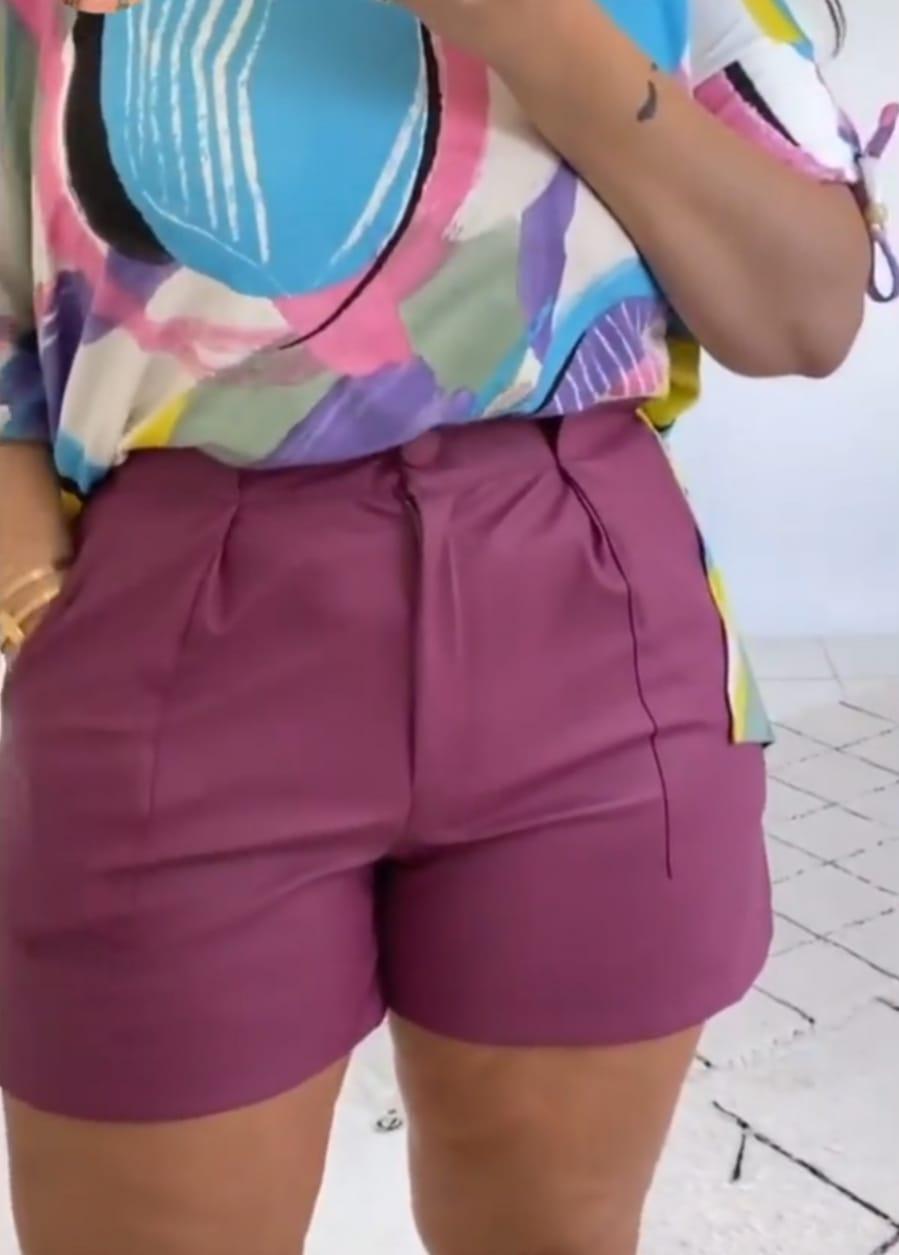Shorts Plus Size Dolce