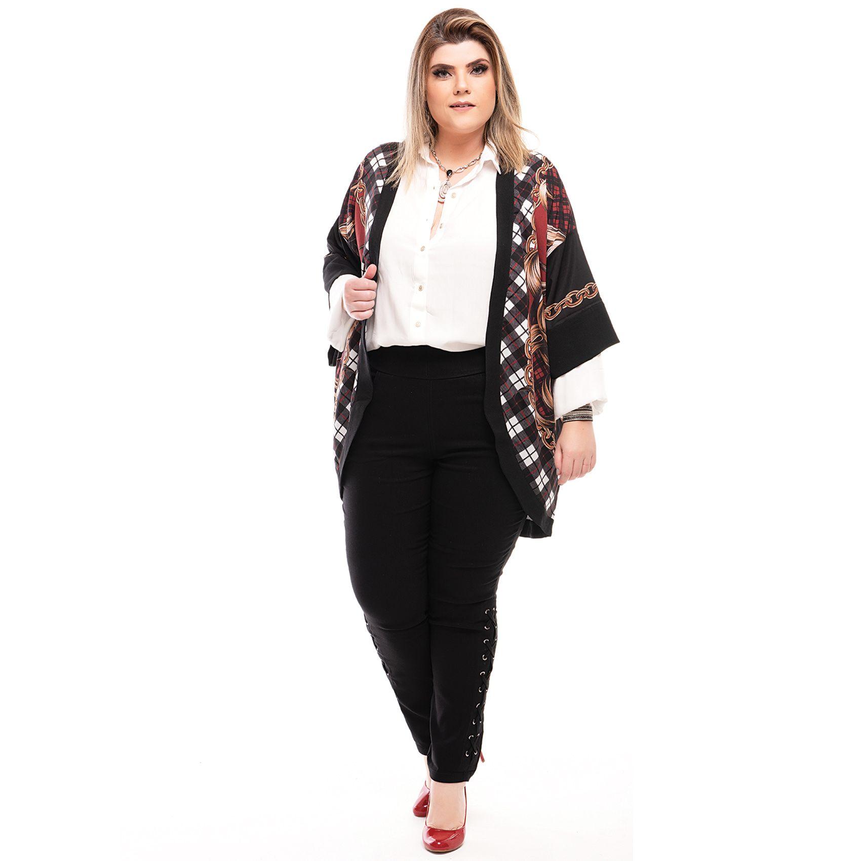 Kimono Plus Size Gufi