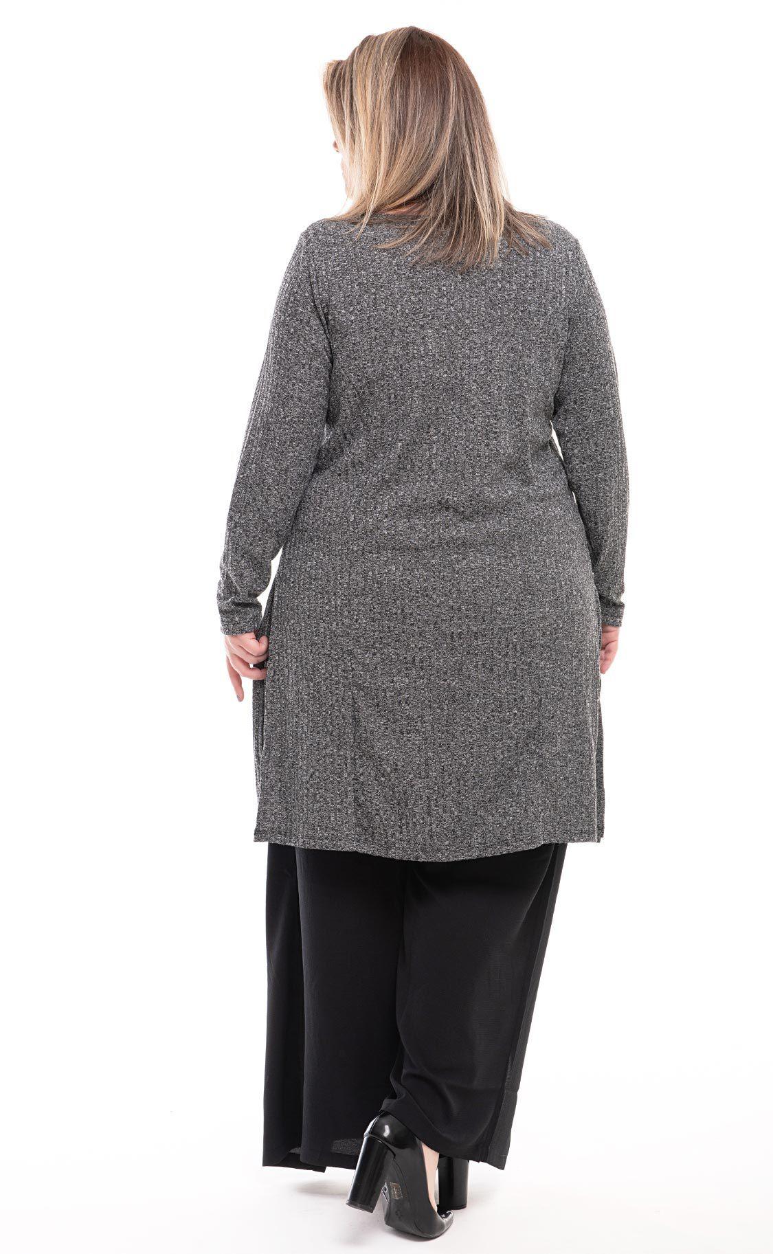 Maxi Cardigan Plus Size Fuse