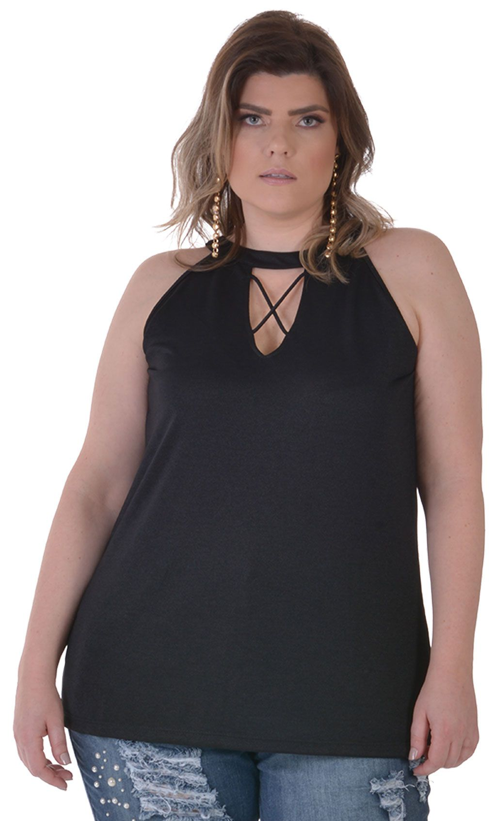 Regata Plus Size Graben