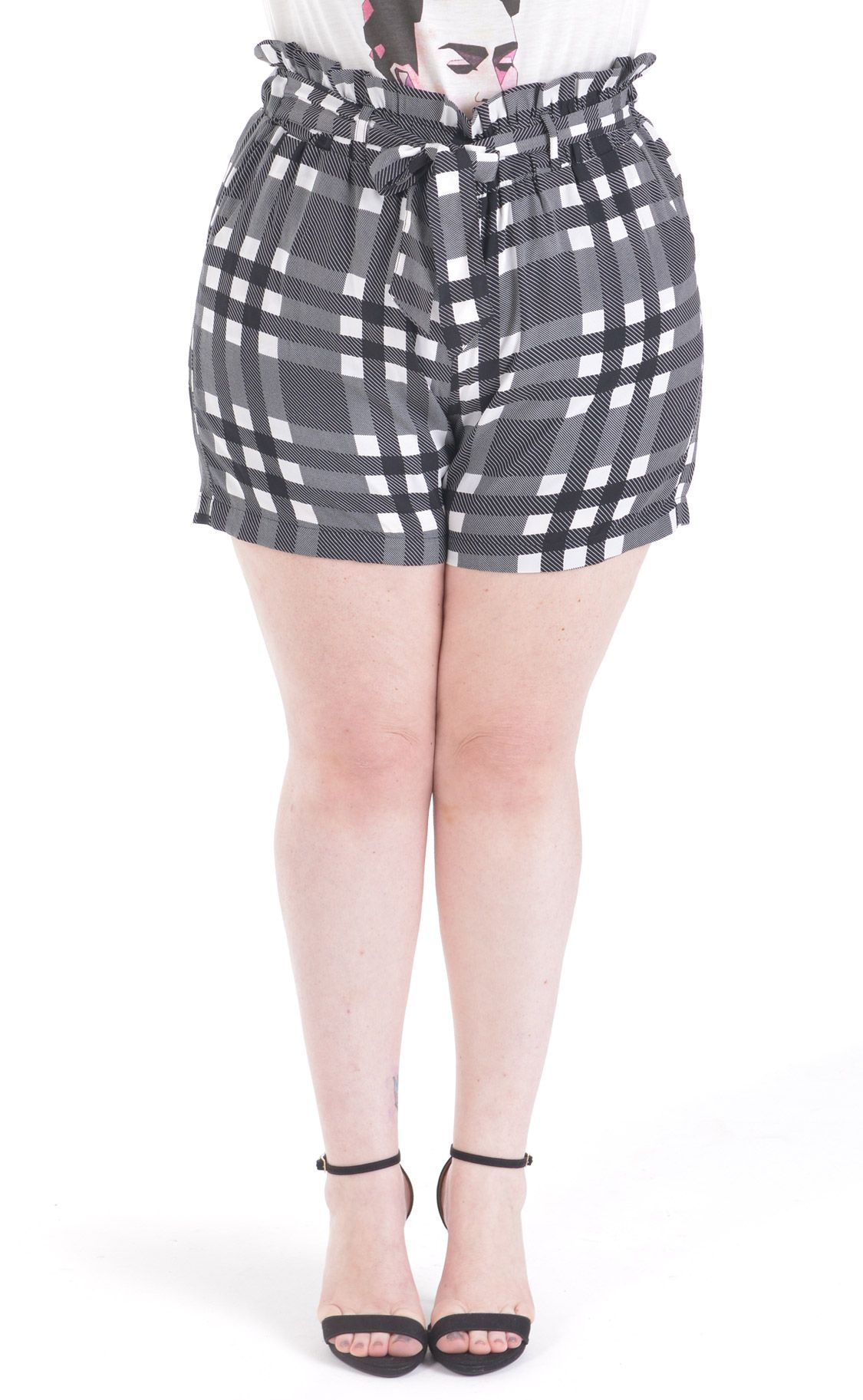 Shorts Plus Size Spoony
