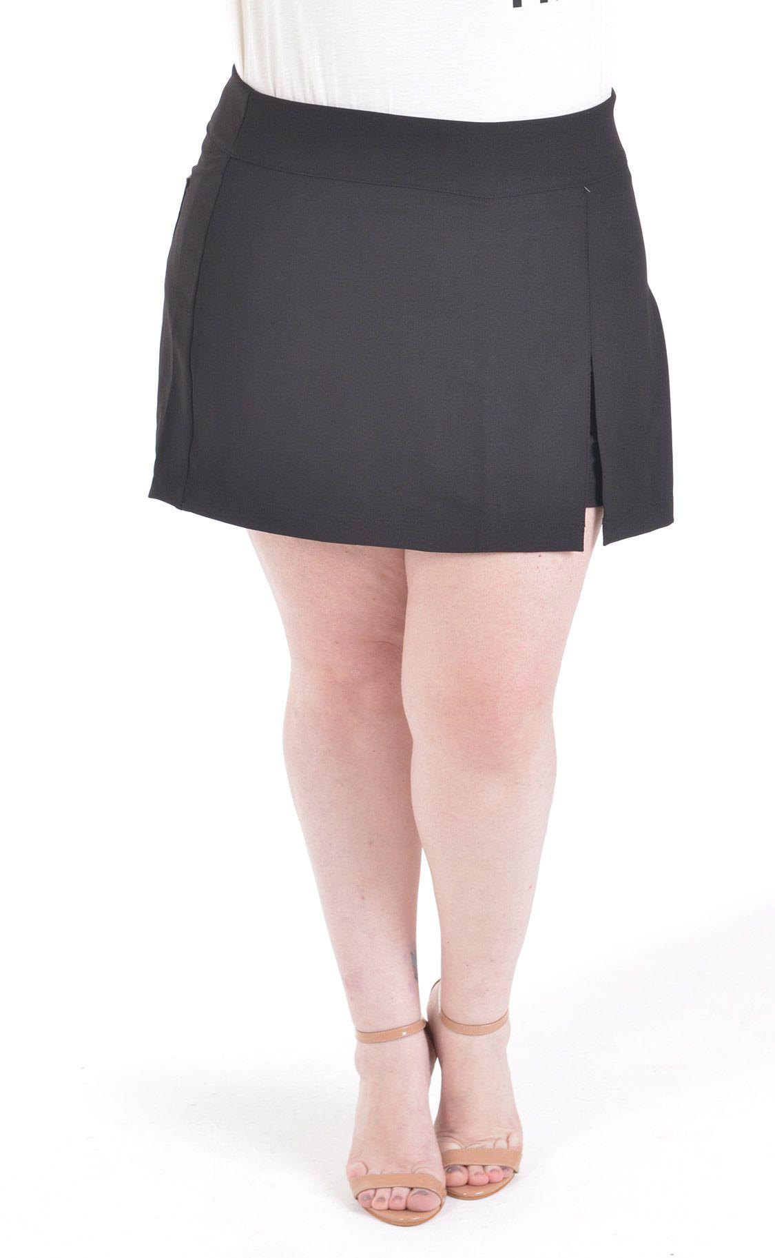 1ca2c77c88 Shorts Saia Plus Size Level