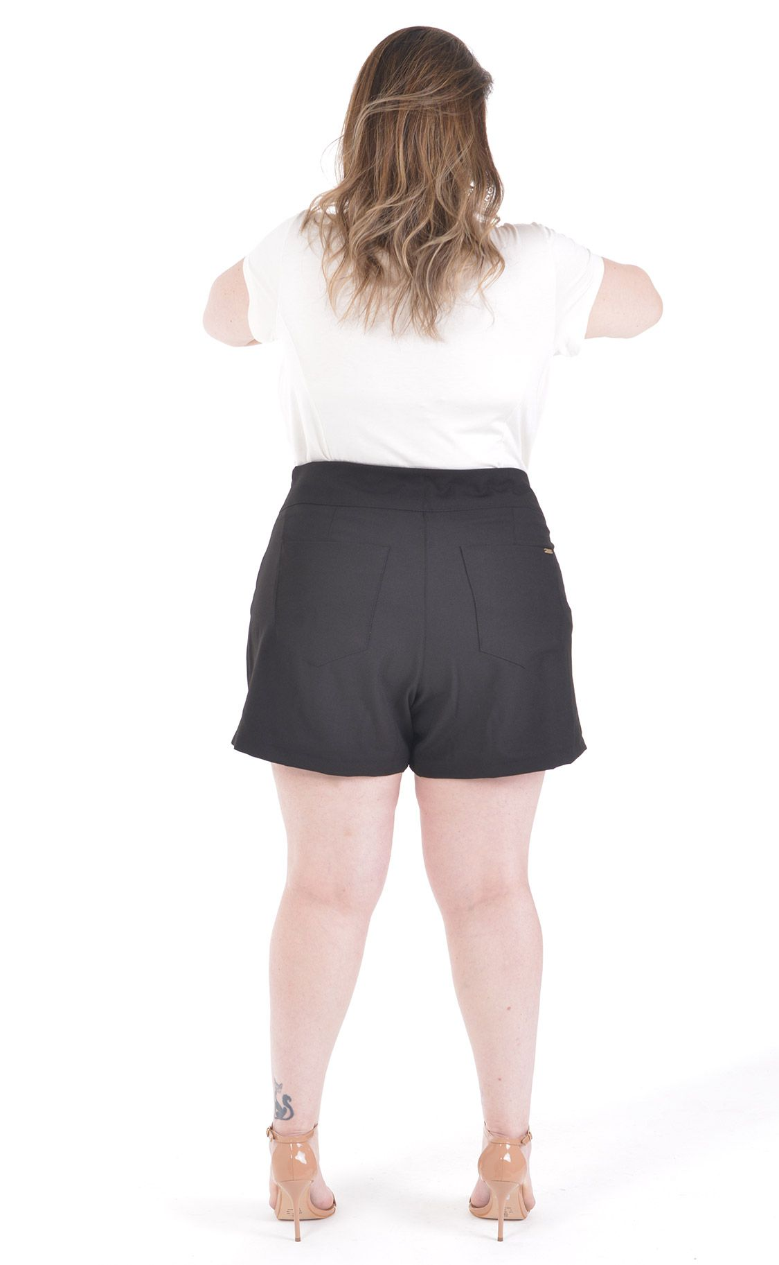 Shorts Saia Plus Size Level