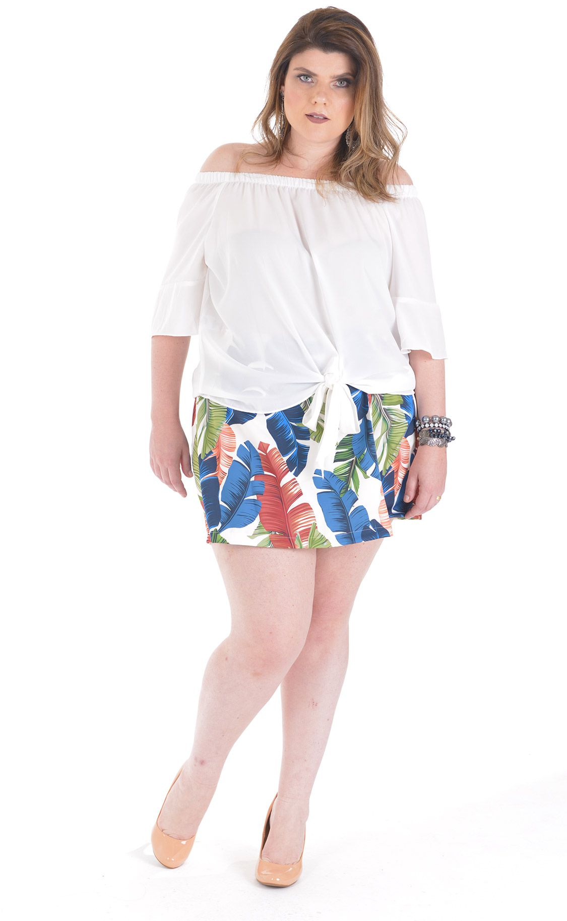 Shots Saia Plus Size Mix