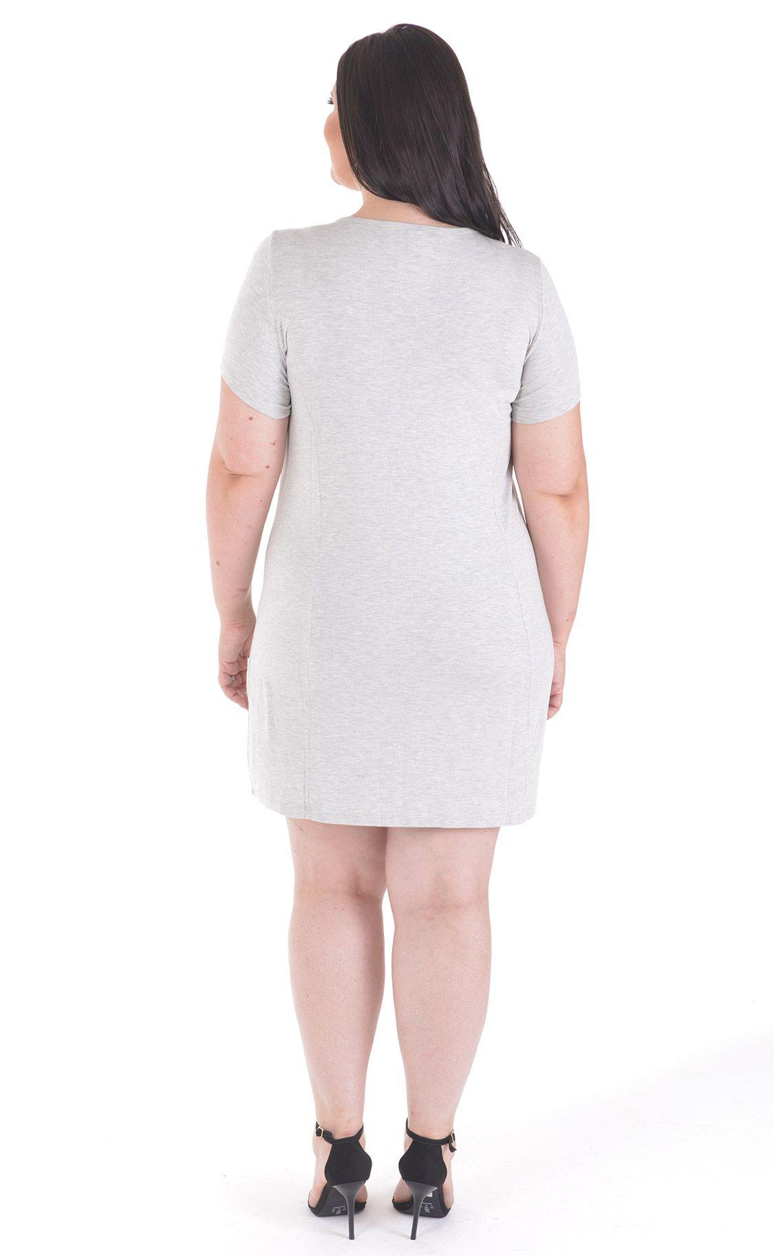 Vestido Plus Size Cinder