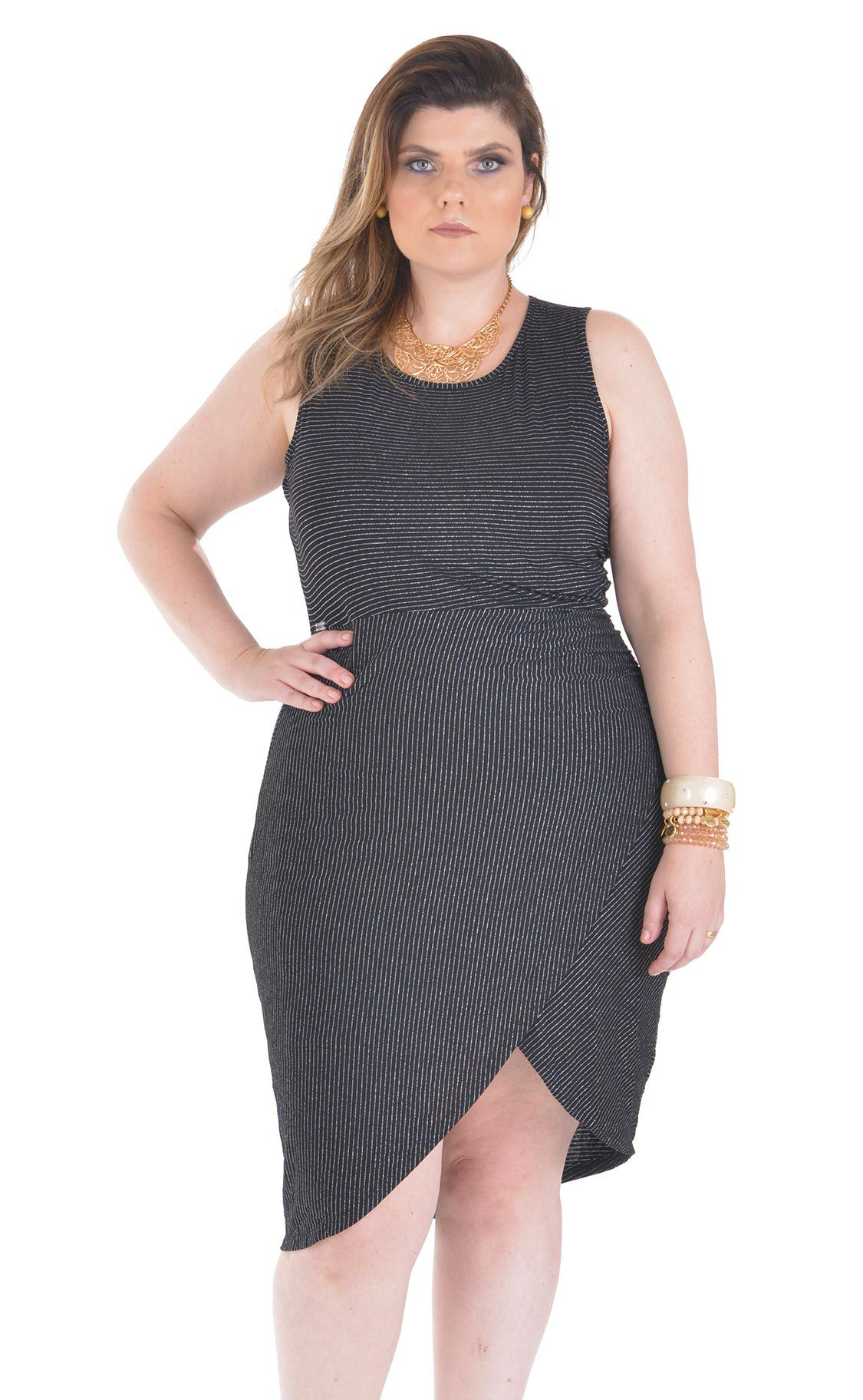 Vestido Plus Size Lure
