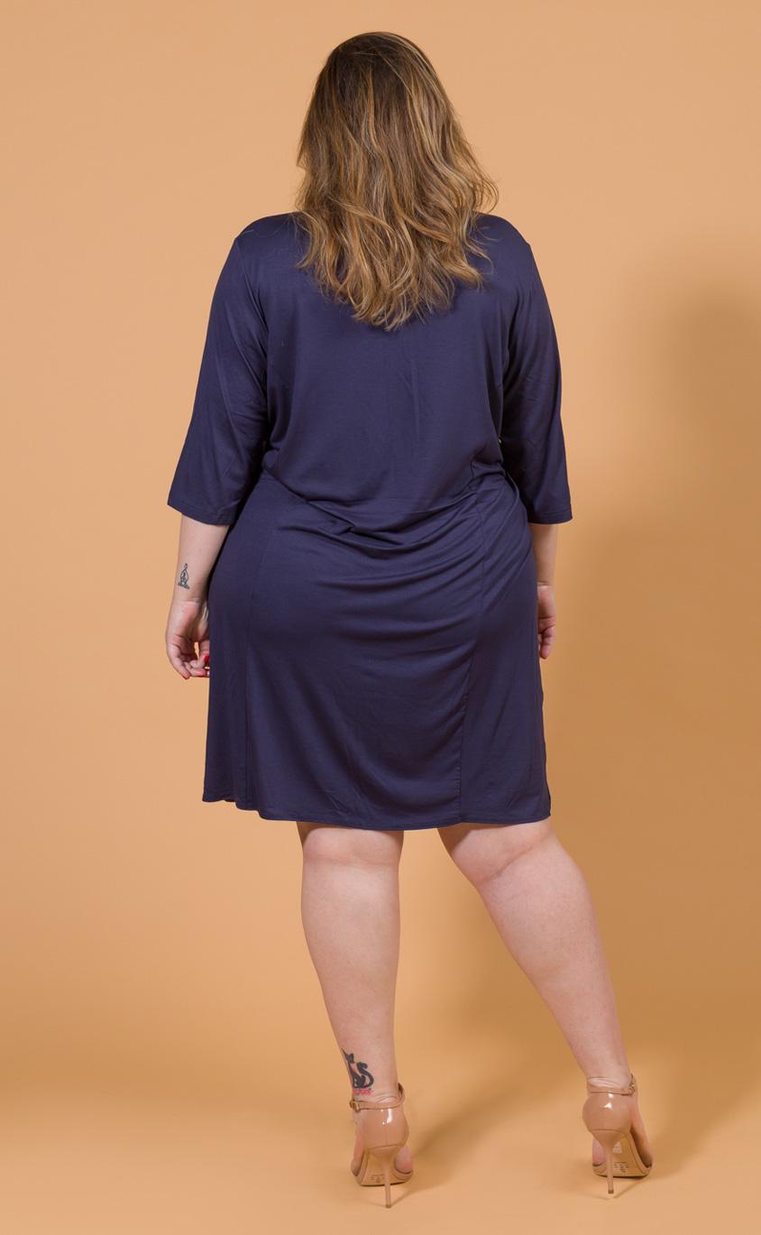 Vestido Plus Size Natter