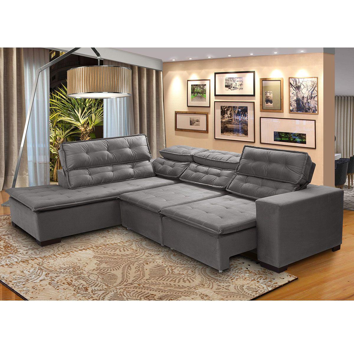 Remarkable Sofa Retratil De Canto Evergreenethics Interior Chair Design Evergreenethicsorg