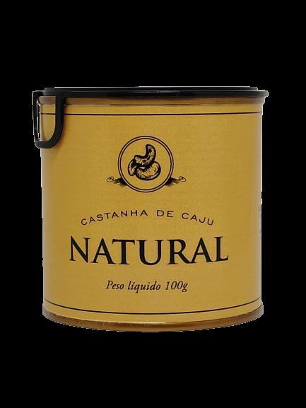 CASTANHA DE CAJU NATURAL - 100G