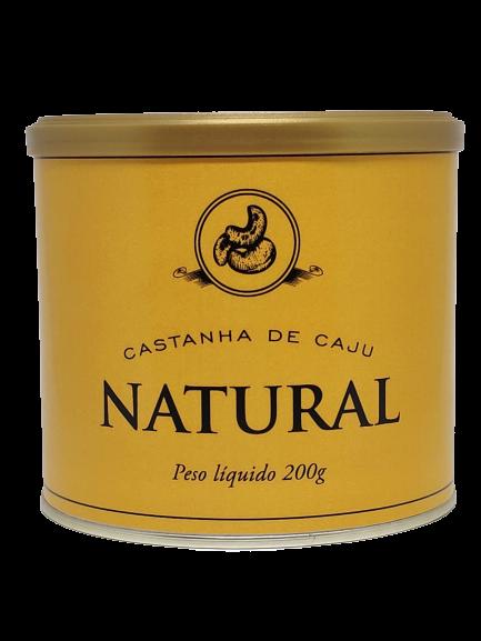 CASTANHA DE CAJU NATURAL - 200G
