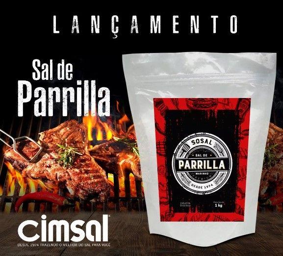 Sal De Parrilla Argentino - 1kg ( 1 Kg)