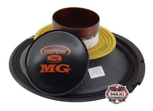 Kit Reparo Falante Triton Mg 700 W Rms 12 4 Ohms Original