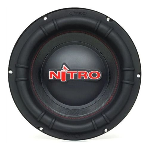 Subwoofer Spyder Nitro G5 10 Polegadas 500 W Rms 4 Ohms