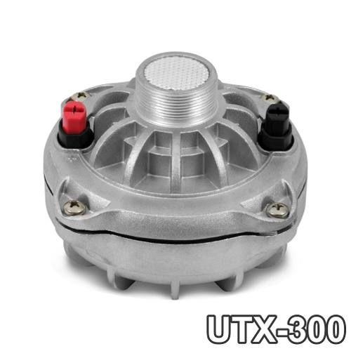 Driver Ultravox Utx 300 150w 8 Ohms Grátis Capacitor Corneta