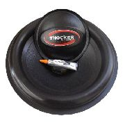Kit Reparo Sub Twister Shocker 650 Rms 15 Polegadas 4+4ohms