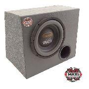 Sub Woofer Triton Street 200 W Rms 8 4 Ohms + Caixa Carpete